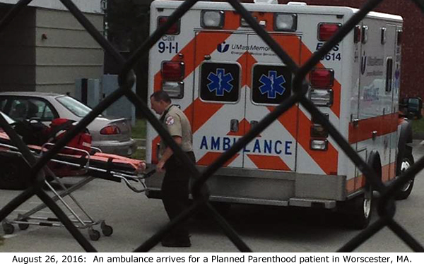 Panicked Massachusetts Planned Parenthood Calls Ambulance for – Planned Parenthood Madison Wi Park St