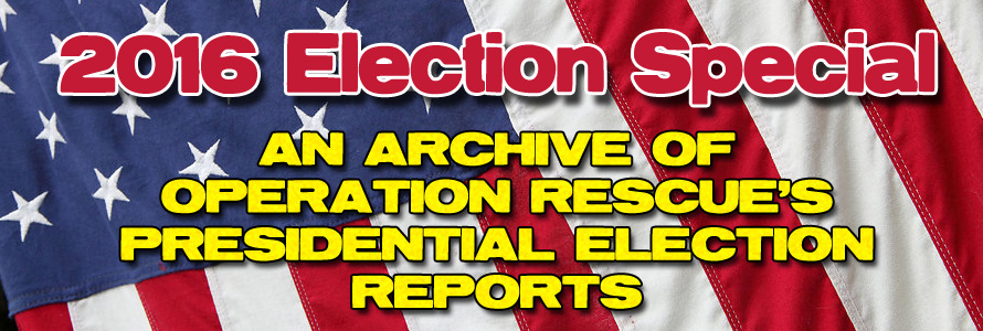 elections page special election