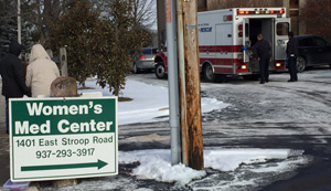 First in 2018:  Ambulance Transports Woman from Famous Ohio Late-Term Abortion Facility