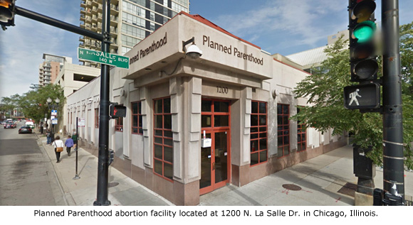 911: Chicago Planned Parenthood Abortion Facility Botches 2 More Abortions; Now Averaging One Every 6.5 Weeks