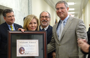 Operation Rescue Urges Tennesseans to Vote for Marsha Blackburn for Senate