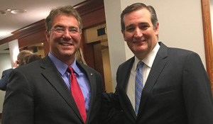 Operation Rescue Urges Texans to Re-Elect Sen. Ted Cruz