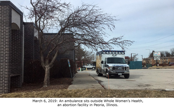 Unlicensed Clinic Evasive with 911 to Keep Botched Abortion Details Off the Internet
