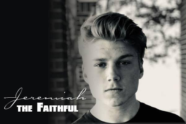 Jeremiah, The Faithful Article