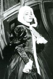 Callas as Amelia in Un Ballo in Maschera