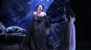 "Diana Damrau singing ""Die Hölle Rache"" (again, not at Portland Opera)"