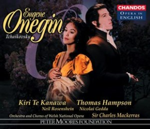 Chandos has an 'Opera in English' label.