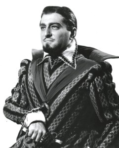Robert Merrill as Don Carlo