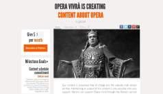 Support Opera Vivrà