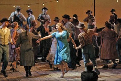 SUSANNAH RACETTE SQUARE DANCING