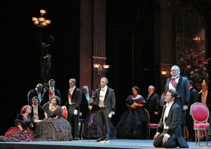 Luisotti Leads Triumphant    Traviata    Starring Cabell and Pirgu     Of course  everybody is excited about Natalie Dessay s first Violetta in Santa  Fe this year
