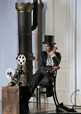 PARTENOPE 2ND TOP HAT PROJECTOR (400)