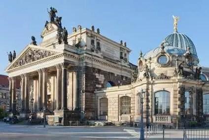 Das Albertinum Dresden - Historische Kunstschätze