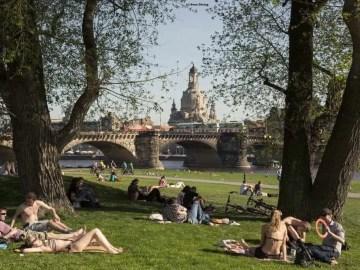 Dresden- Aktiv erkunden im Frühling