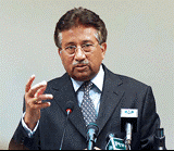 Musharraf claims to continue presidency, had BB been alive