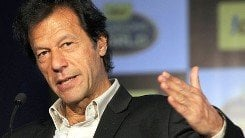 Imran's image on business landscape