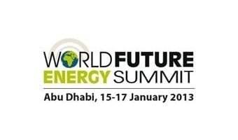 UAE and World Future Energy Summit 2013