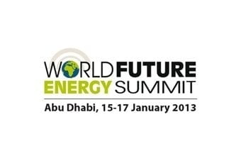 UAE and World Future Energy Summit 2013