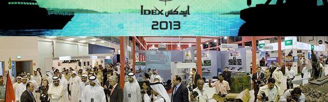 IDEX 2013
