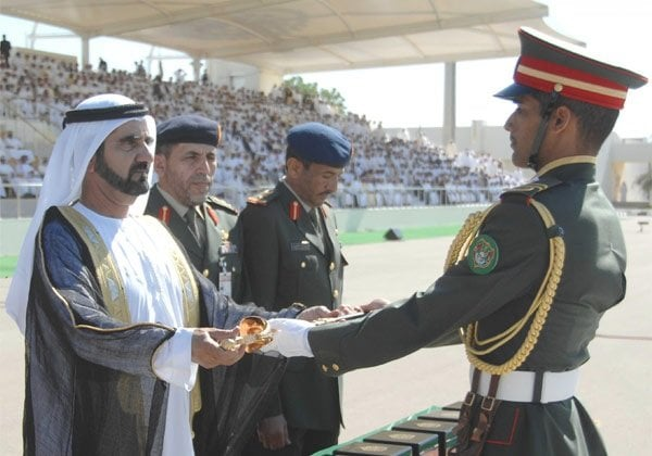 Vice-President-and-Prime-Minister-of-UAE-and-Ruler-of-Dubai-His-Highness-Sheikh-Mohammed-bin-Rashid-Al-Maktoum-is-granting-sword