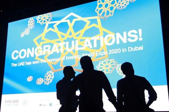 UAE Wins bid of World EXPO 2020