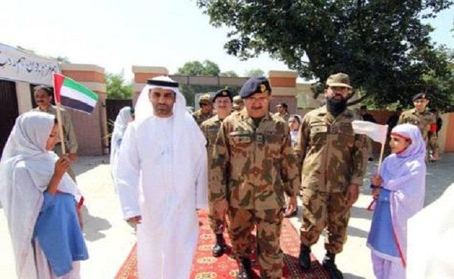 School-opened-in-Pakistan-under-UAE-project