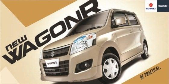 Pak Suzuki launches new Wagon-R