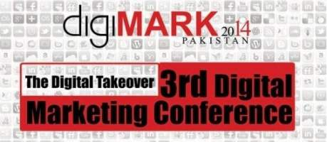 Kaymu.pk participates in DigiMark Conference 2014