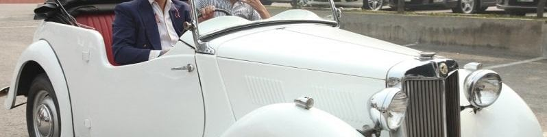 Vintage & Classic Car Club of Pakistan held a Vintage Car Show in Lahore
