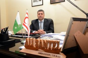 Interview with H.E. Ali Santel Ambassador of Turkish Republic of Northern Cyprus in Pakistan