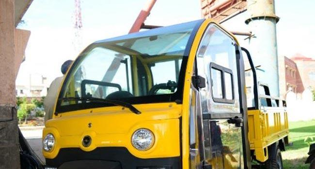 KP launches electric, solar rickshaws in Peshawar