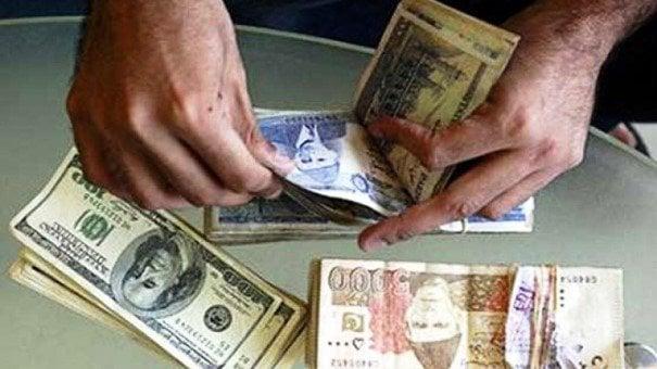 Pakistan rupee under pressure روپے کی قدر میں کمی