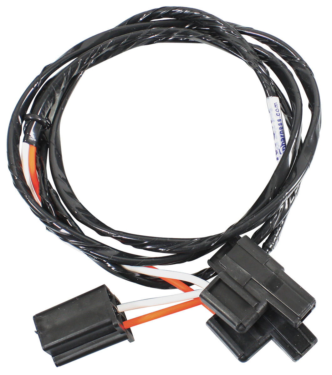 M&H GTO Console Wiring Extension Harness 4spd Fits 1964