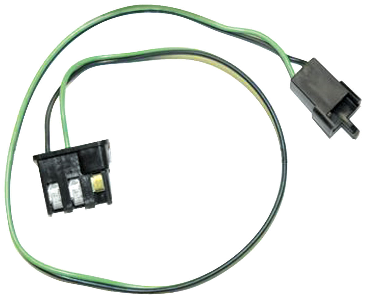 Lectric Limited Chevelle Speaker Harness dash speakers Fits 196472 Chevelle @ OPGI