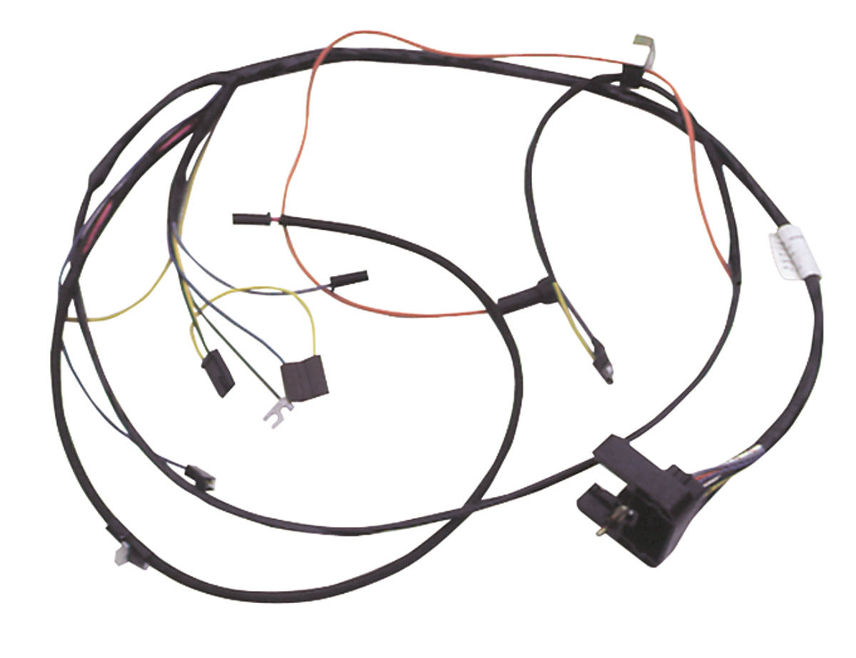 Gto Engine Harness 6 Cylinder Auto By M Amp H Opgi