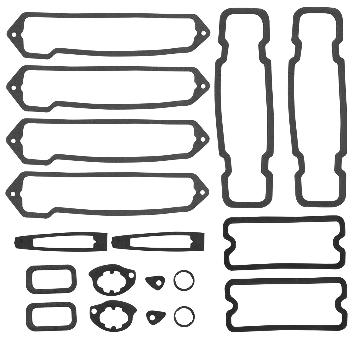 Monte Carlo Paint Seal Set Full Body By Restoparts