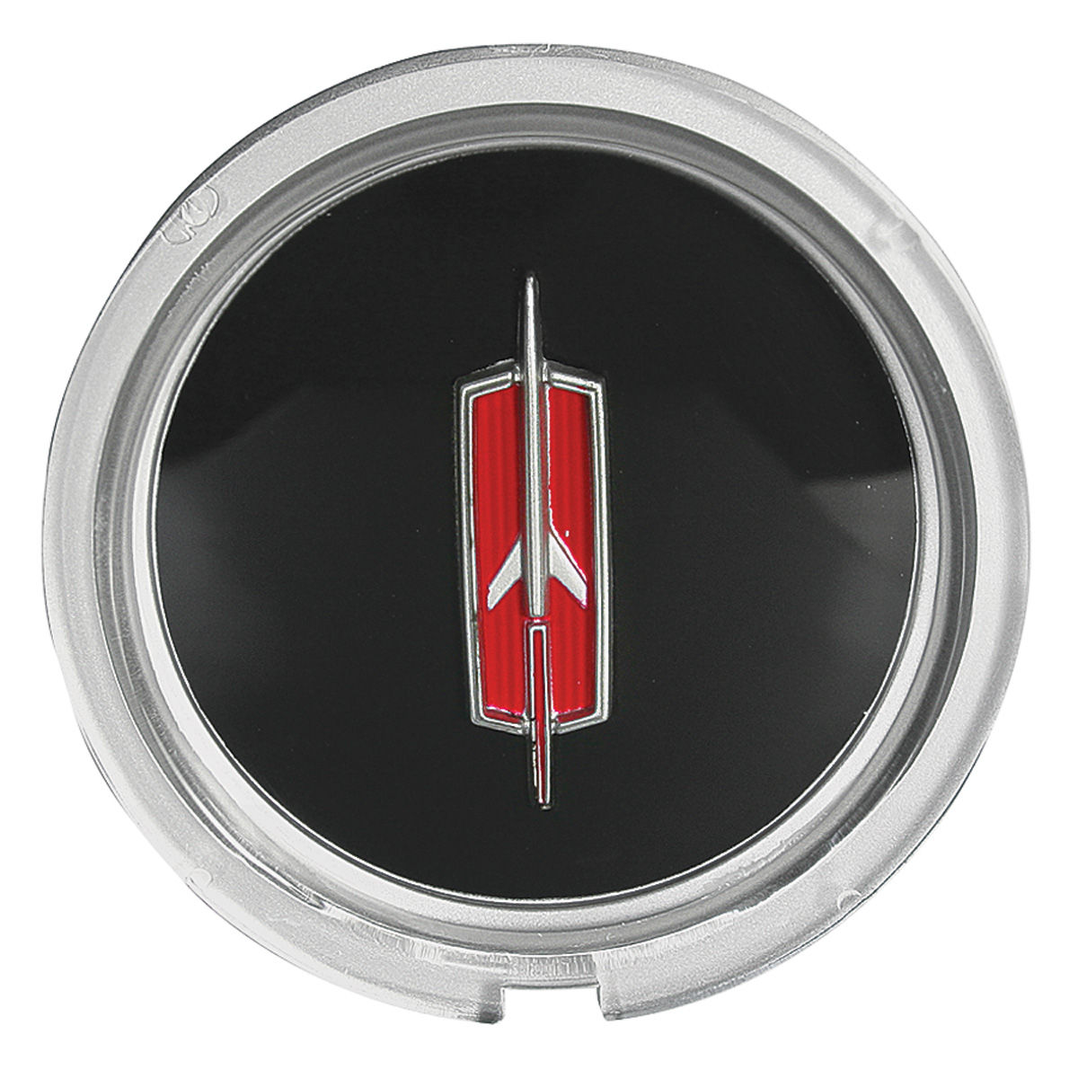 TRIM PARTS Steering Wheel Horn Button Emblem Sport Fits