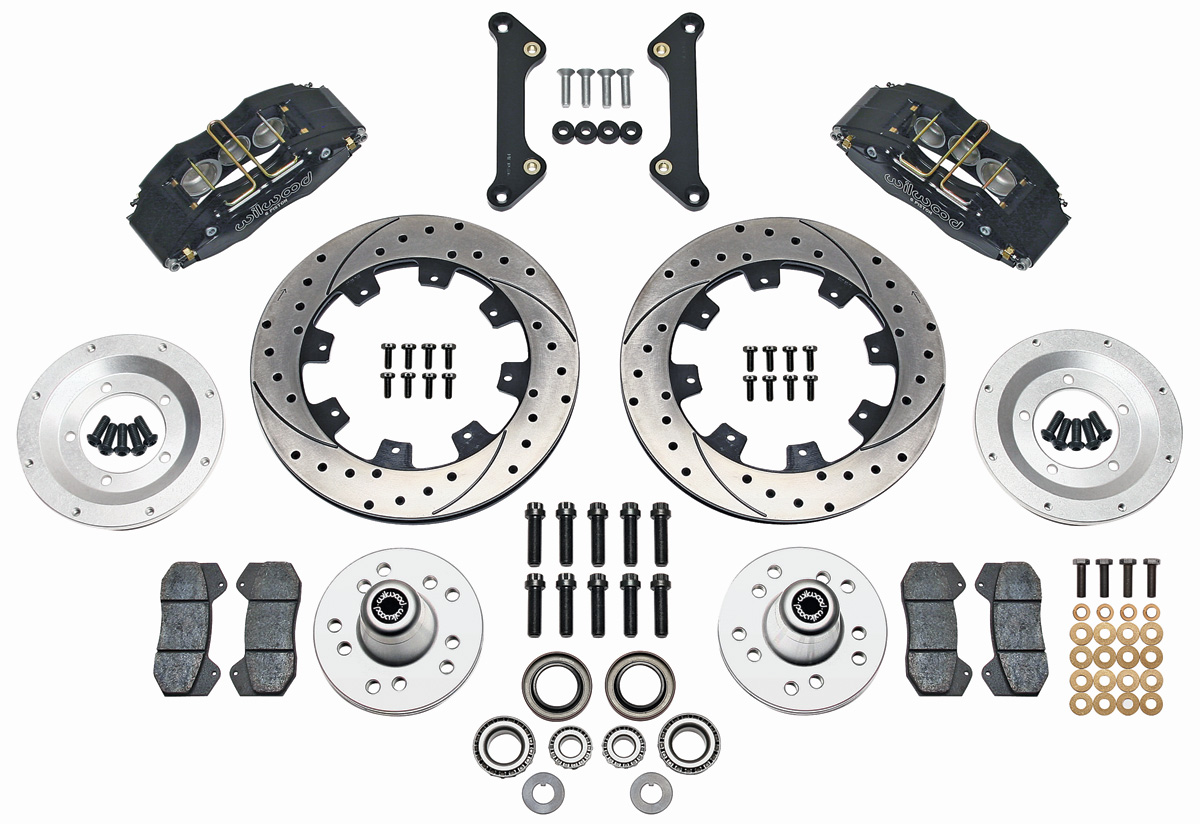 Wilwood Chevelle Brake Kit Dynapro 6 Piston