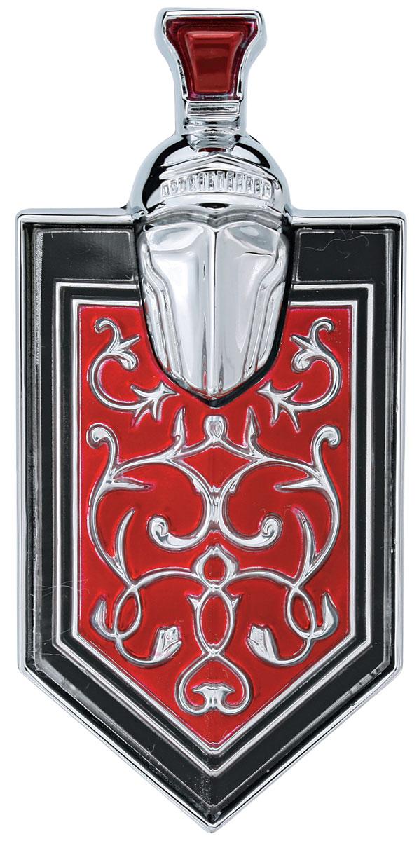 TRIM PARTS Grille Emblem Crest Fits 1973 75 Monte Carlo