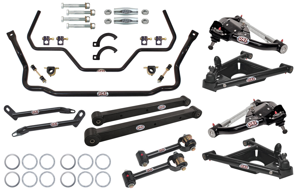 El Camino Handling Suspension Kits G Body Qa1 Without