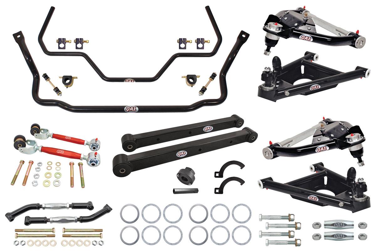 Handling Suspension Kits G Body Qa1 Without Shocks Level 3 Fits 88 Monte Carlo Opgi
