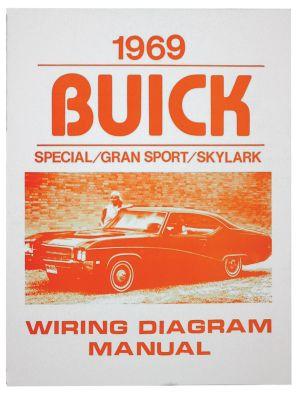 Wiring Diagram, Buick Skylark @ OPGI