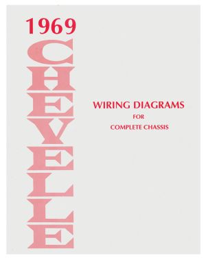Chevelle Wiring Diagram Manuals Fits 1969 Chevelle @ OPGI