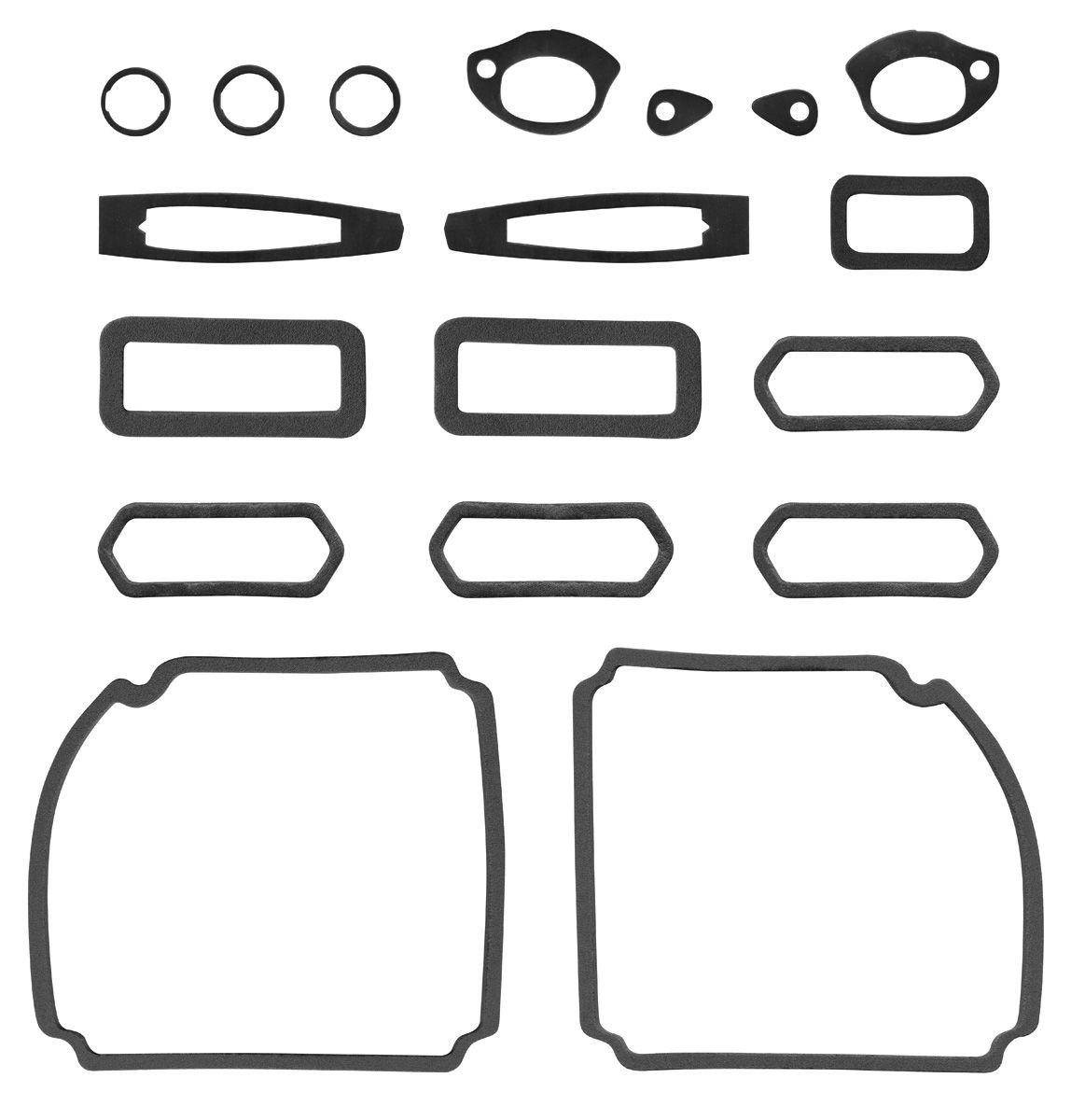 Chevelle Super Sport Paint Seal Kit Full Body