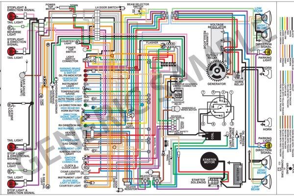 1967 chevelle wiring diagram  wiring diagrams database
