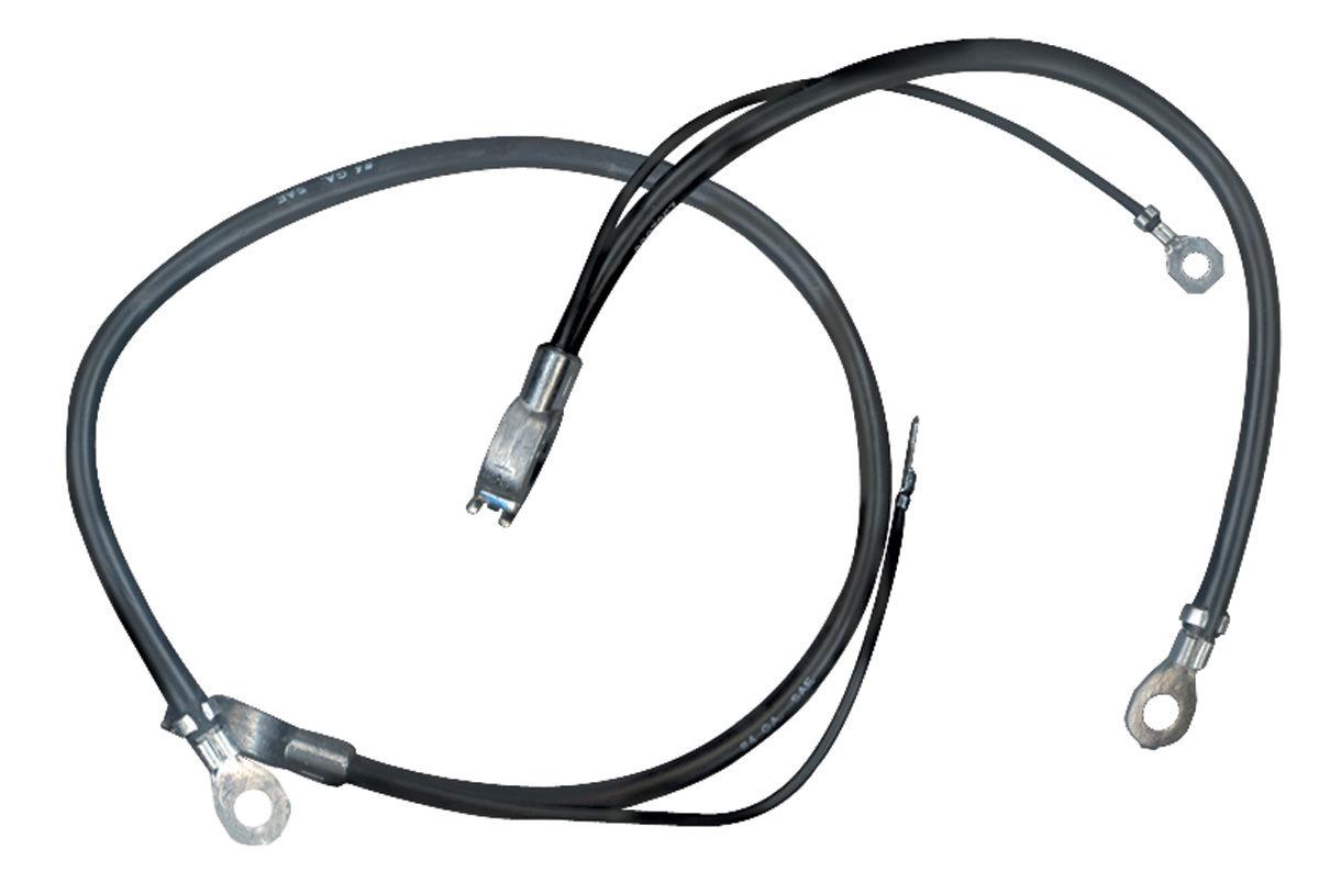Battery Cable Pontiac A Body V8 Positive Opgi