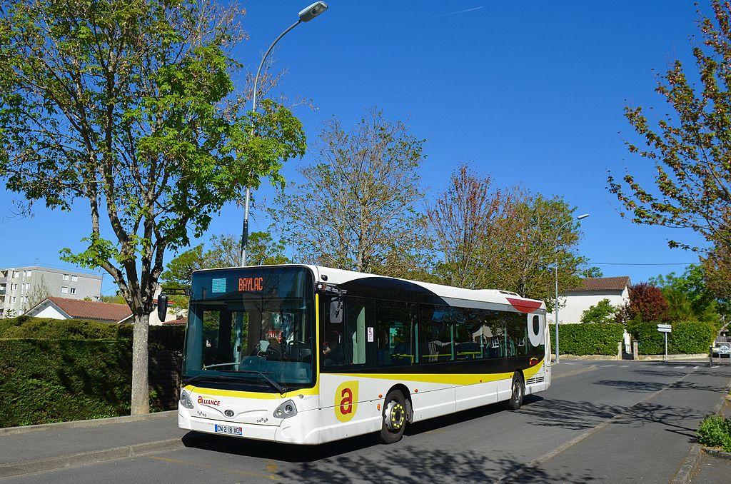 Alliance transport Grand Auch