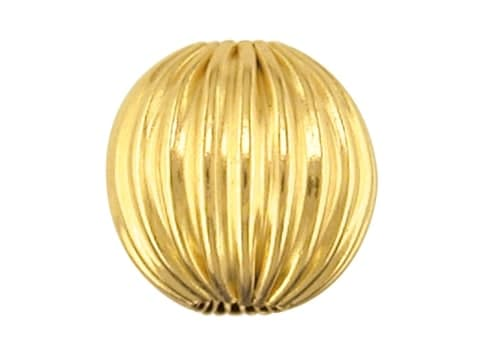 9ct-gold-corrugated-bead