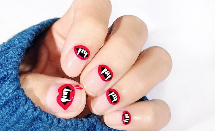 2 Y Nail Art Looks To Replicate This