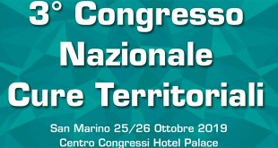 3° Congresso Nazionale Cure Territoriali. Evento accreditato ECM